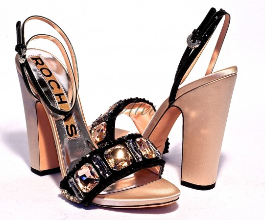 Sandali gioiello Rochas