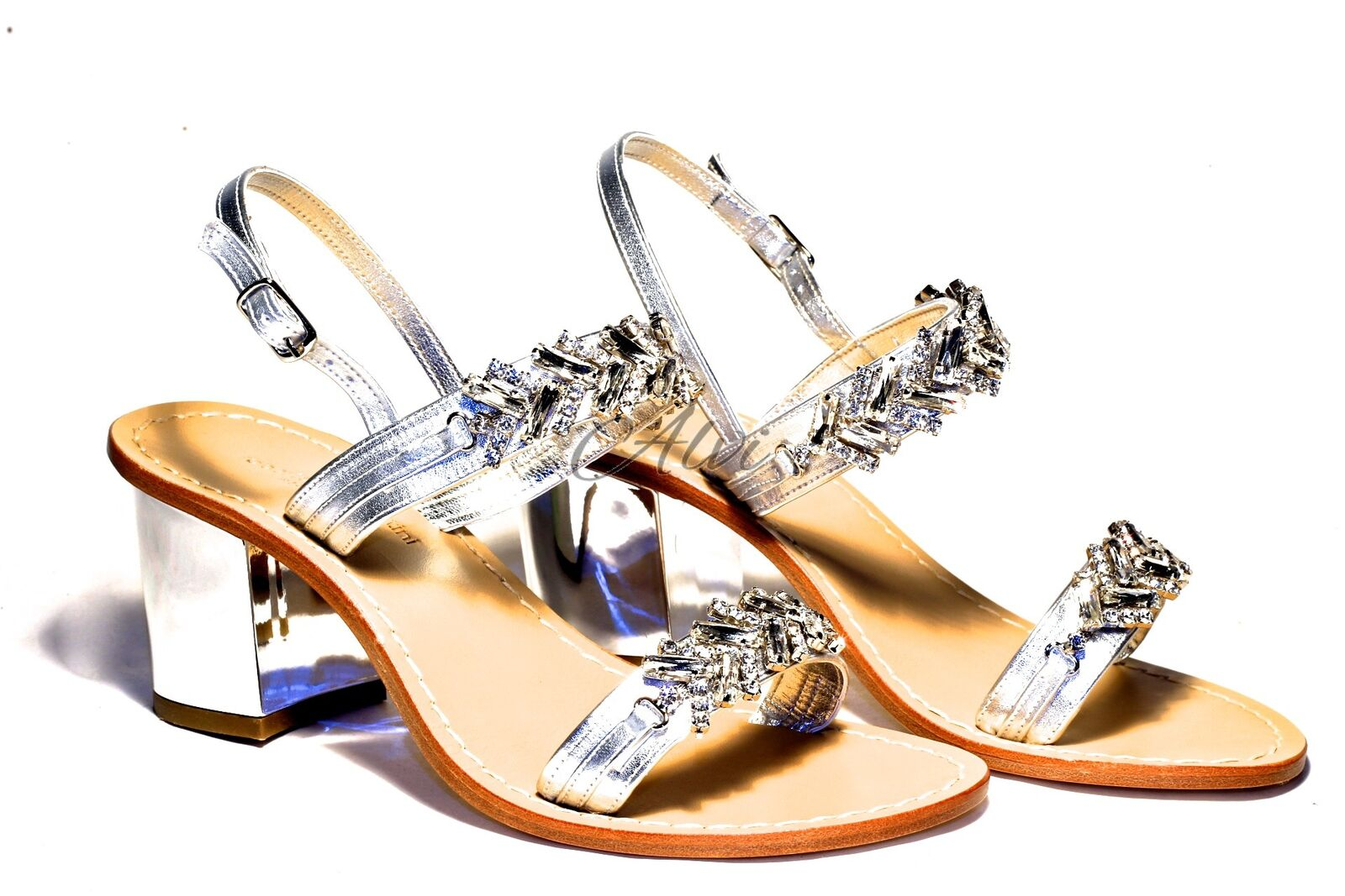 704737b07a80b sandali eleganti argento tacco medio