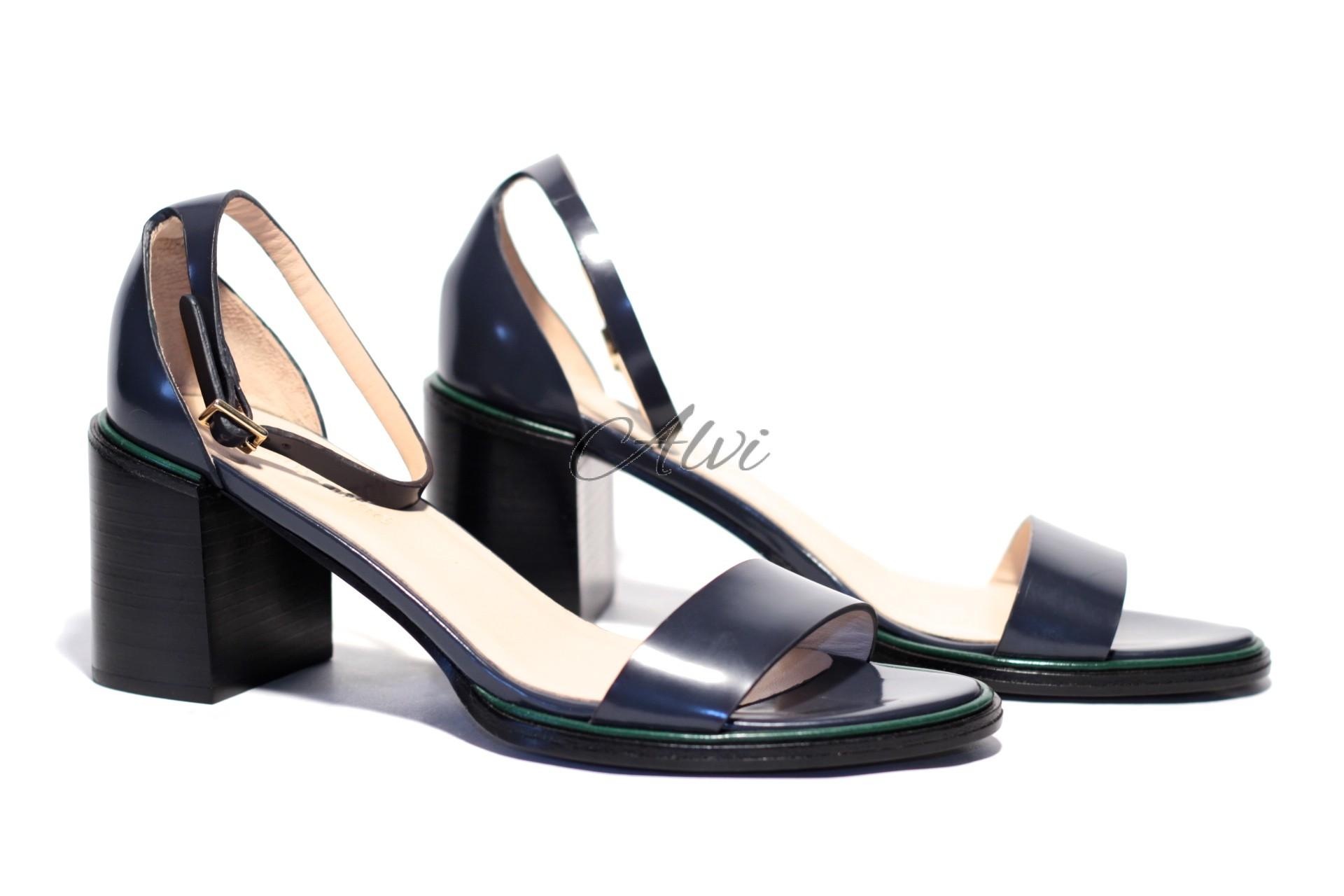 Chloé Medio See Sandalo By Tacco Blu Vzuqmsp Dxowqecrbe 0OknPX8w