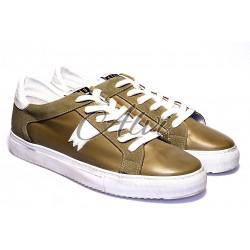 Sneakers uomo Stau verde muschio