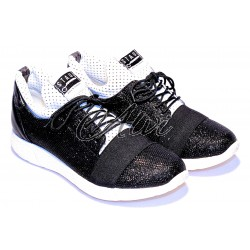 Sneakers Stau nere lurex