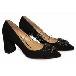 Scarpe donna eleganti tacco medio