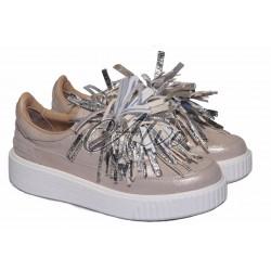 Sneakers pon pon oro