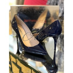 Decolleté Gianmarco Lorenzi blu
