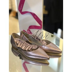 Ballerine rame antique