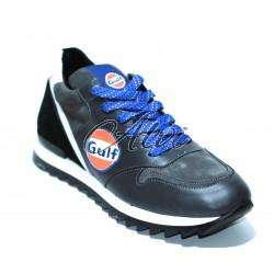 Sneakers Gulf grigie e nere